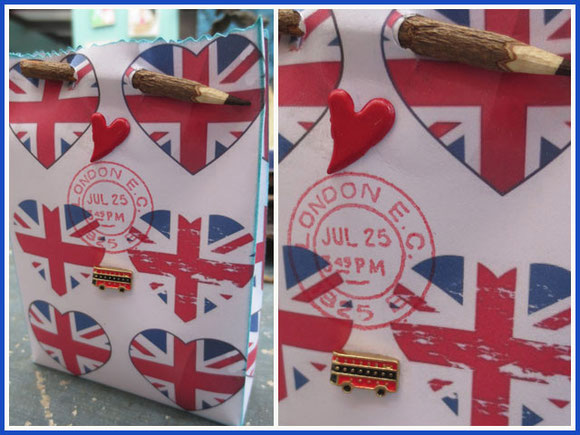in the bag..Londonlove !