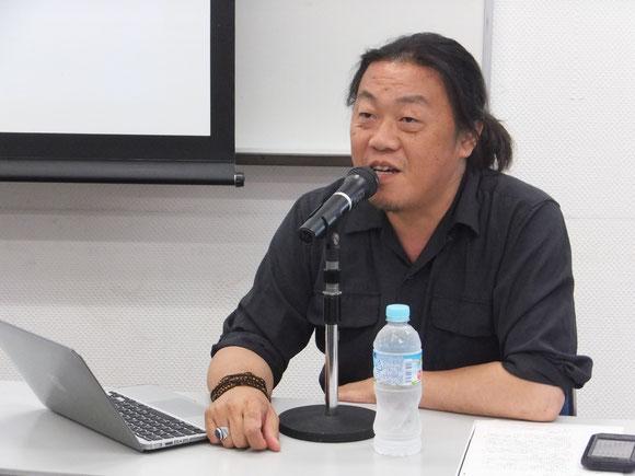 ナシモトタオ監督