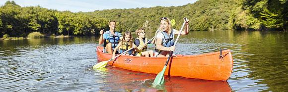 Canoë - Kayak - Base de Loisirs de Mervent