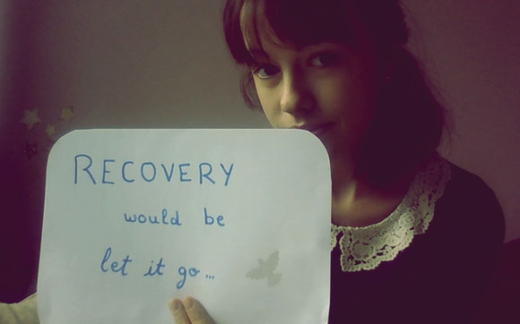 Recovery would be let it go...