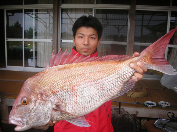 10月14日 渡邊 智洋さん 74.5㎝