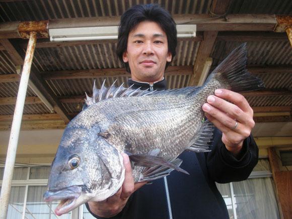 10月18日 江崎 貴久さん 48.2㎝