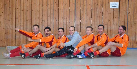 Die Ballzauberer - mit Volldampf, Teamgeist, Spaß und gutem Fußball zum Tuniersieg. Herzlichen Glückwunsch.