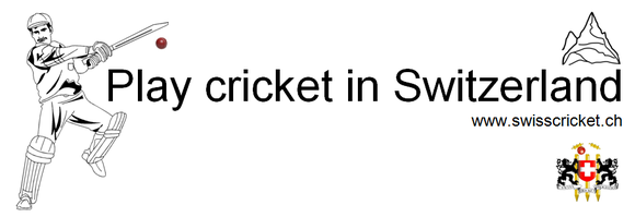 Play cricket in Switzerland - www.swisscricket.ch