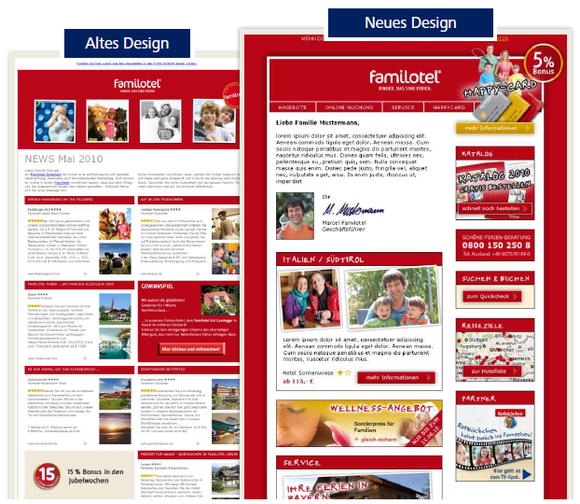 Newsletter Redesign