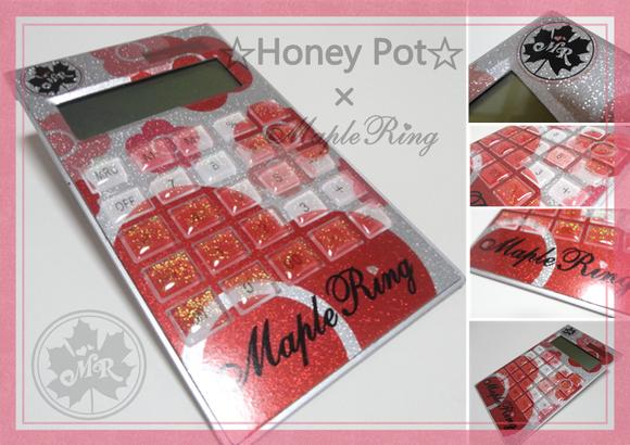 ☆HoneyPot☆×MapleRing