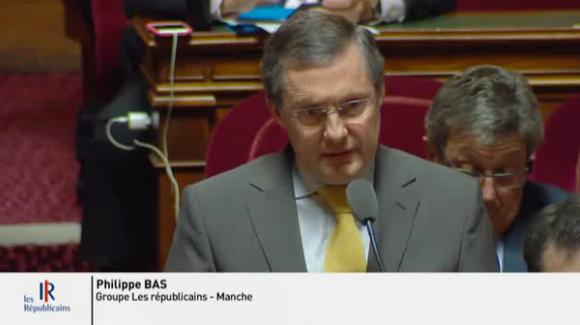 Cliquez sur l'image pour visionner la vidéo de la question de Philippe BAS à Mme Marylise Lebranchu, Ministre de la décentralisation et de la fonction publique