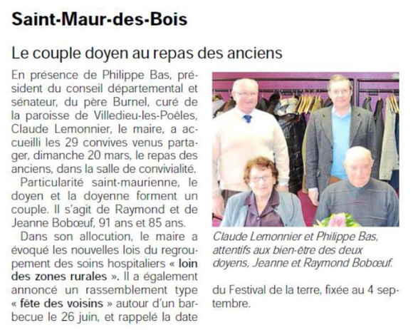 Ouest-France, 22/03/2016