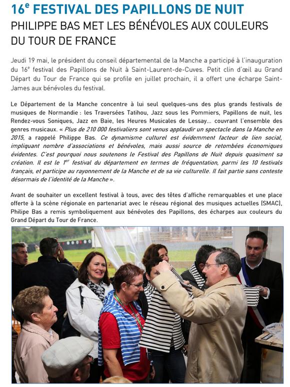 communiqué de presse CD50- crédit : D.Daguier-CD50