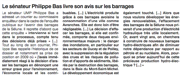 Ouest-France, 17.10.2014