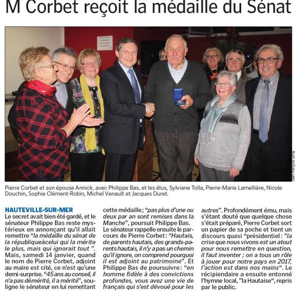 La Manche Libre, 21/01/2017
