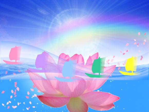 慈悲は常に与えられている【日常生活の変容3】