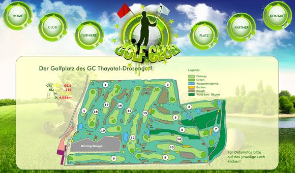 Golflub Thayatal