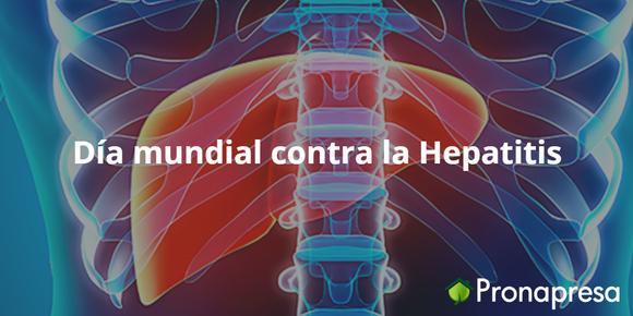 Día mundial contra la hepatitis