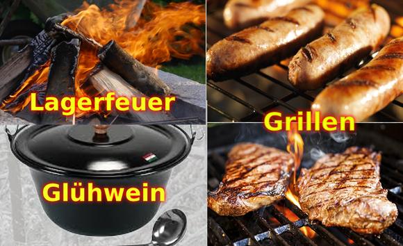Herbst & Winter Planwagentouren mit Lagerfeuer, Glühwein und Picknick