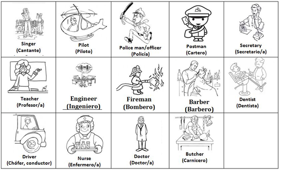Inglés Página Web De Jmvjrecursoseducativostic