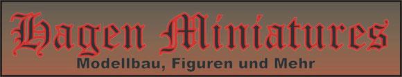 Hagen Miniaturen Online Shop