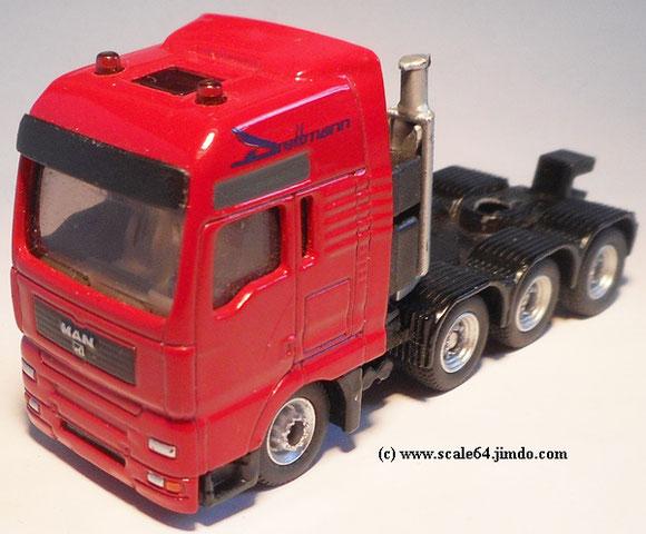 1-87 Trucks Siku (MAN TGA) Drettmann 1:87