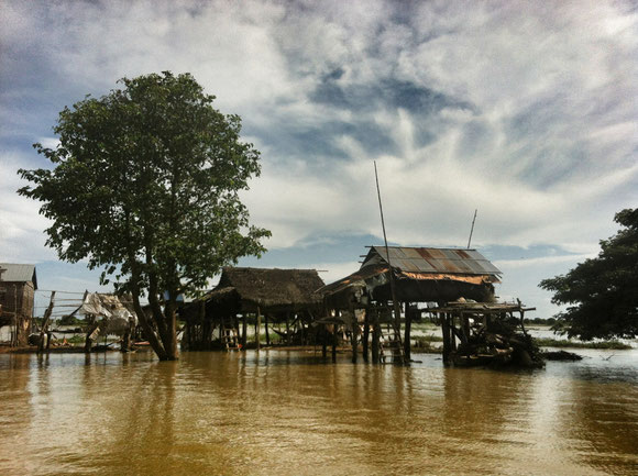 Tonle Sap See - #KambodschaLive Tag 3