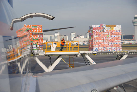 Perishables play a key role in the product range of Amsterdam  - courtesy: PCAA