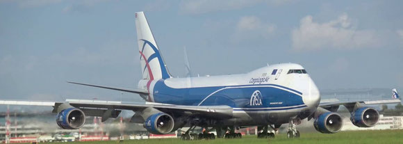 CargologicAir's two freighters will stop line-haul flights between the UK and Africa