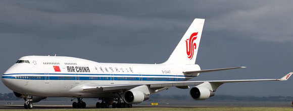 China's national carrier Air China operates to Sao Paulo and Havana with more Latin American routes to follow