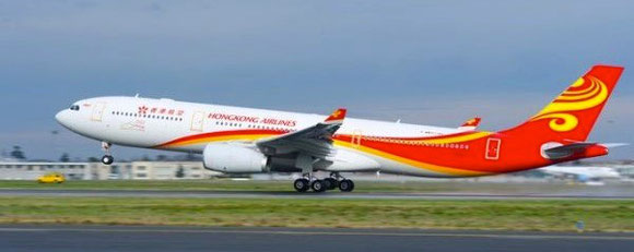 Hong Kong Airlines eyes global expansion with A350 – company courtesy
