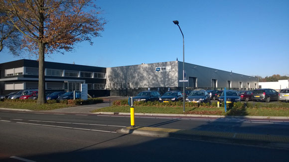 SACO HQ at Mierlo, The Netherlands