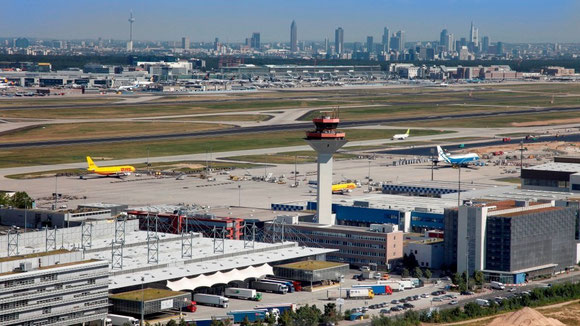 Handling problems are mounting at FRA's Cargo City South  -  picture: Fraport