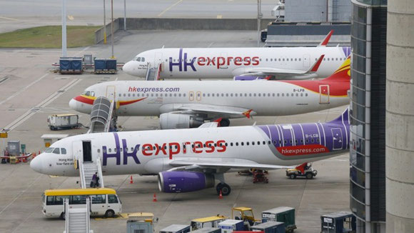 No more new planes, flights or destinations for Hong Kong Express