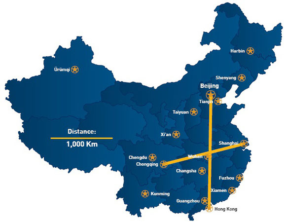 The proposed new air hub is within 2h flying time of a billion people