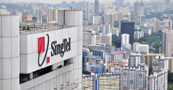 Singtel teams up with Lazada