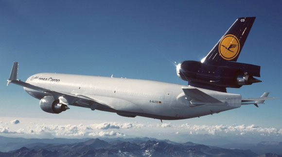 LH Cargo will phase out their MD-11F fleet until 2024 latest  -  credit LHC