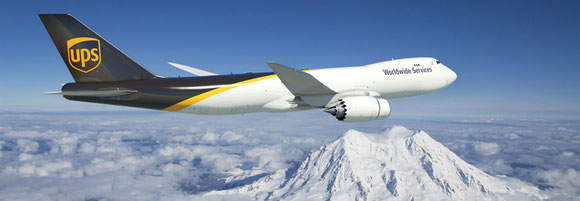 24 additional Boeing 747-8Fs will join the UPS fleet in the coming years