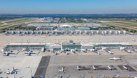 Munich is predominantly a hub for belly-hold cargo  -  photos: MUC