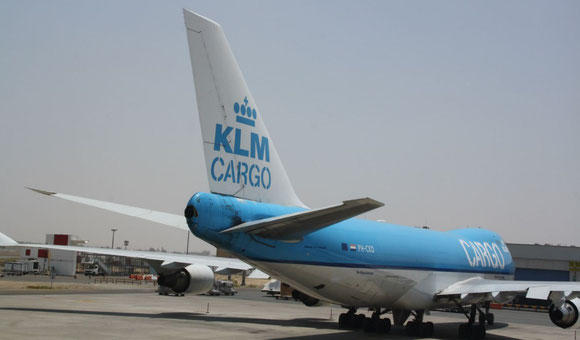 KLM-Martinair Cargo will continue operating 4 Boeing Jumbo freighters, based in AMS