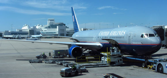 United reports job growth and other U.S. carriers reports job growth
