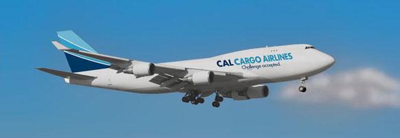CAL 747-8F flying under the new European AOC soon ?
