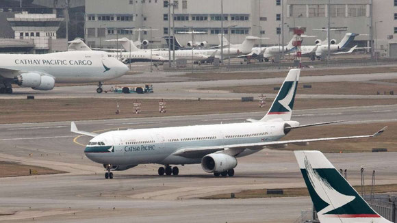Cathay Pacific's operating costs are too high