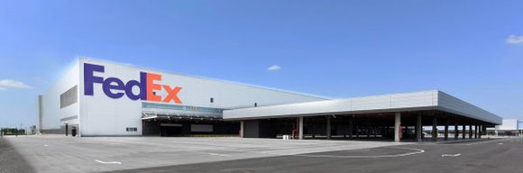 New FedEx hub at Shanghai Pudong Airport – company courtesy