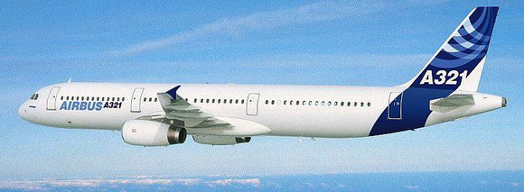 Candidate for P2F conversion by Precision: Airbus A321  -  photo Airbus