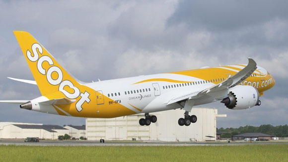 SIA consolidates LCC's to one brand: Scoot