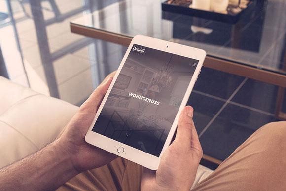 Mit der Wirtschaftsförderung der Stadt Potsdam für die Erstellung/Relaunch einer Homepage, eines Corporate Design (Logo) und der Eintragung Ihrer Marke (Patentanmeldung), hilft Ihnen MAPO - Marketing Potsdam bei der Realisierung.