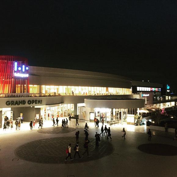 ららぽーと立川立飛 グランドオープン 東京都立川市 西東京多摩地域最大級 大型商業施設 ショッピングモール 買い物 散策 観光スポット 多摩観光振興会