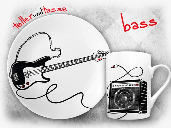 Finden Bass-Spieler garantiert gut!