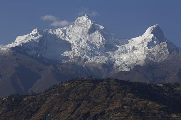 Die Cordillera Blanca in Peru ist ein El Dorado für Bergsteiger, Trekkingfreunde und Wanderer