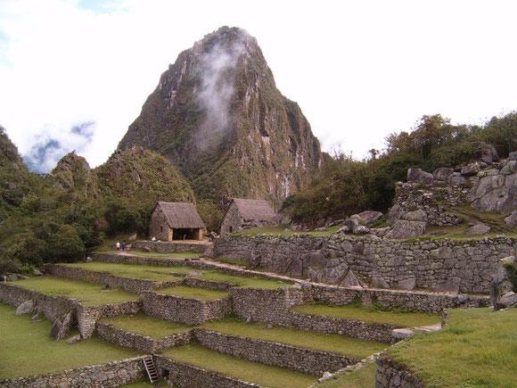 Besuch von Machu Picchu mit PERUline