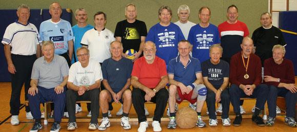 Ü50 Volleyball u. Männer 60+