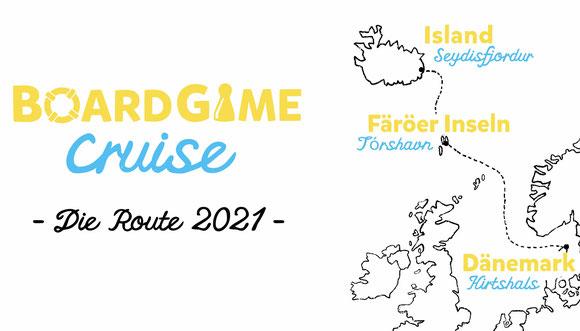 BoardGame Cruise 2021
