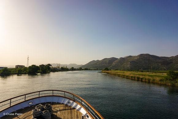 Neretva Fluss MS Dalmatia